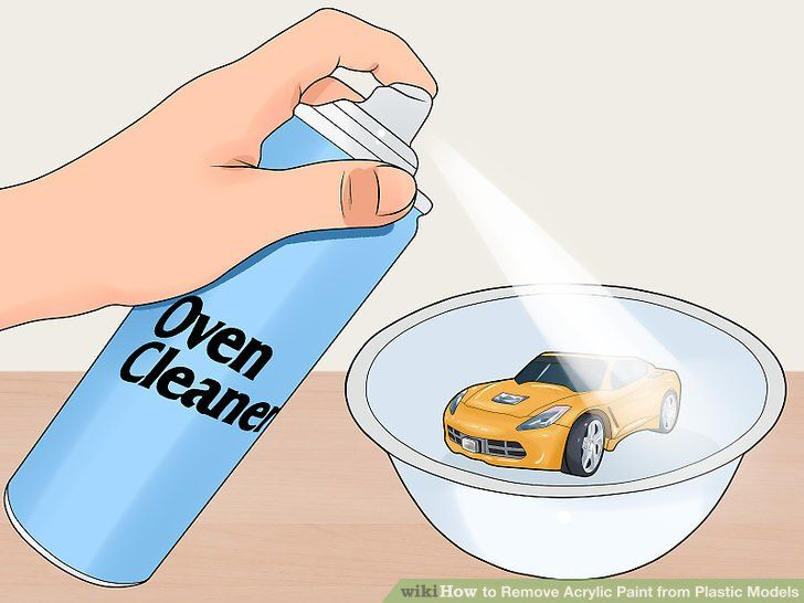 How To Remove Acrylic Paint From Plastic Models Remove Acrylic Paint Remove Acrylics Acrylic Painting