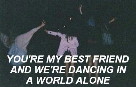 a world alone // crybabyamelie