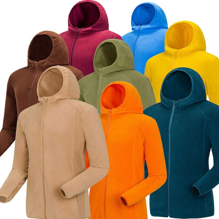 Free Shipping Men's Fleece Jacket Coat Fashion Autumn Lovers Pullover For Men And Women Hooded Casual Cardigan 44 #Affiliate