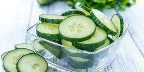 3 Günde 3 Kilo Zayıflatan Salatalık Diyeti