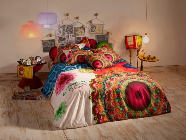 34 best images about desigual bedding on pinterest - Desigual home decor ...