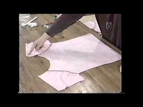 Puntos y Puntadas 195. Remera Dama Talle 1. - YouTube