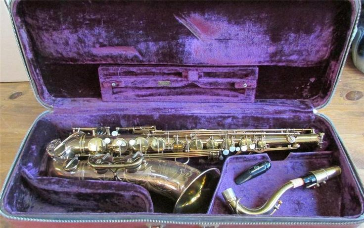 1954 Selmer Mark VI Tenor Saxophone Sax 57XXX in Original Case in Musical Instruments, Wind & Woodwind, Band & Orchestral | eBay