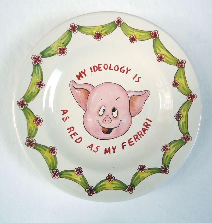 #My_Ideology_Is_As_Red_As_My_Ferrari #2011 #Riiko_Sakkinen  Courtesy #Korjaamo #FOCUSFINLAND #ARCO2014