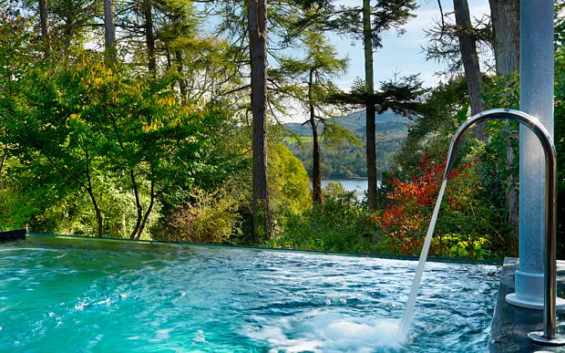 Park Hotel Kenmare - The best hotels for spa breaks in Ireland.