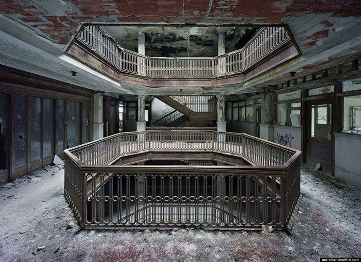 Atrium, Farwell Building, Detroit