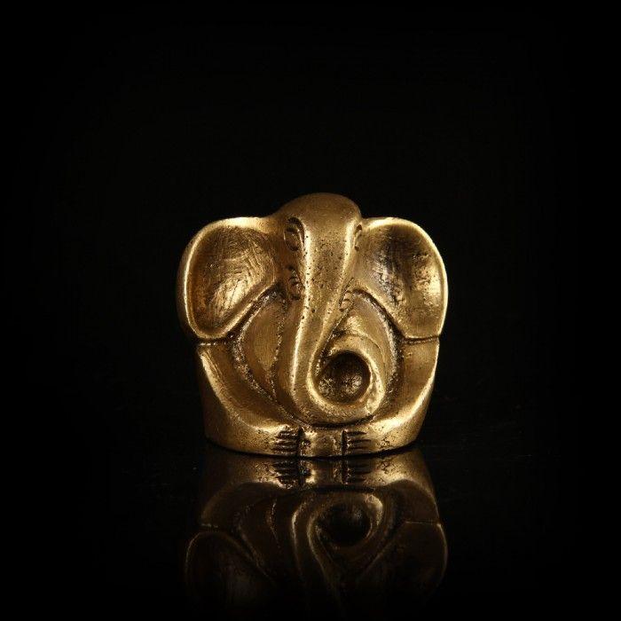 Sitting Ganesha  http://www.indiancraftsmen.com/home-decor/brass-amp-mosaic/brass-ganesha