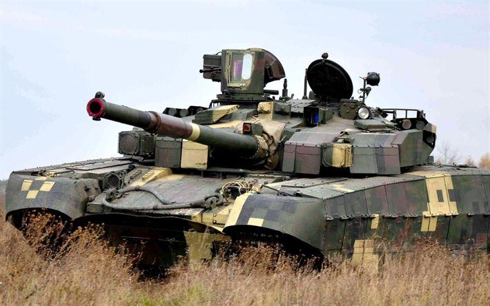 Descargar fondos de pantalla Oplot-M, el ucraniano principal tanque de batalla, los modernos tanques, vehículos blindados, Ucrania