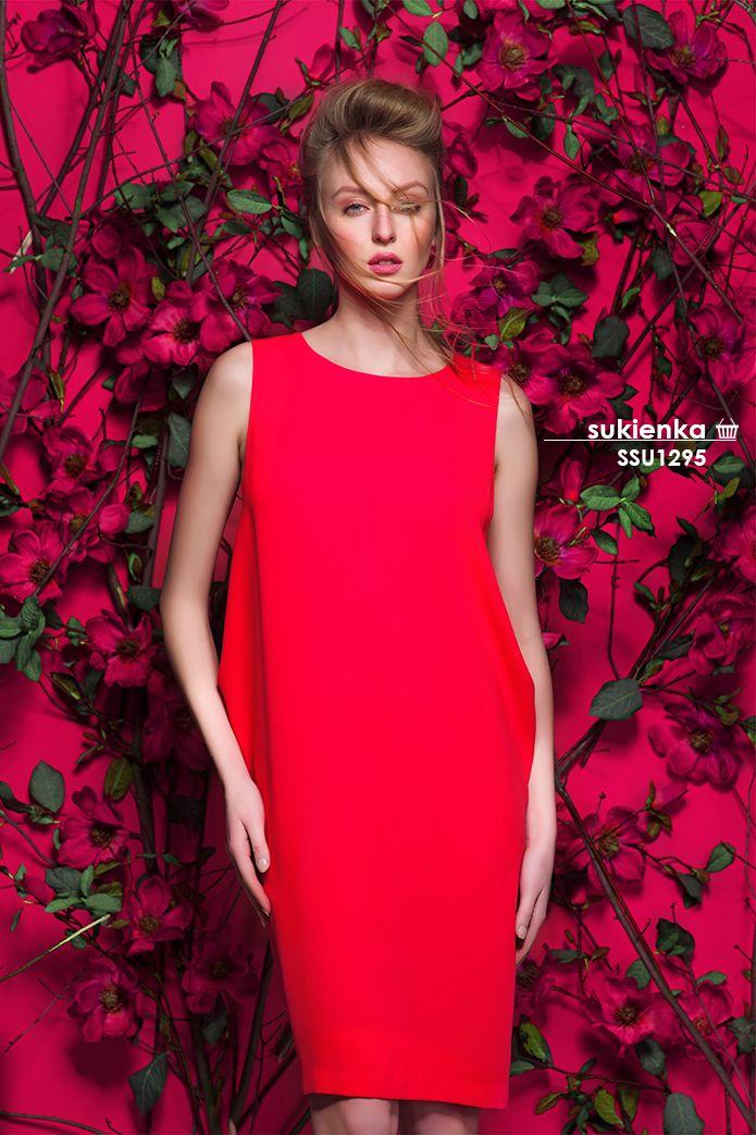 Elegancka koktajlowa #sukienka #topsecret
