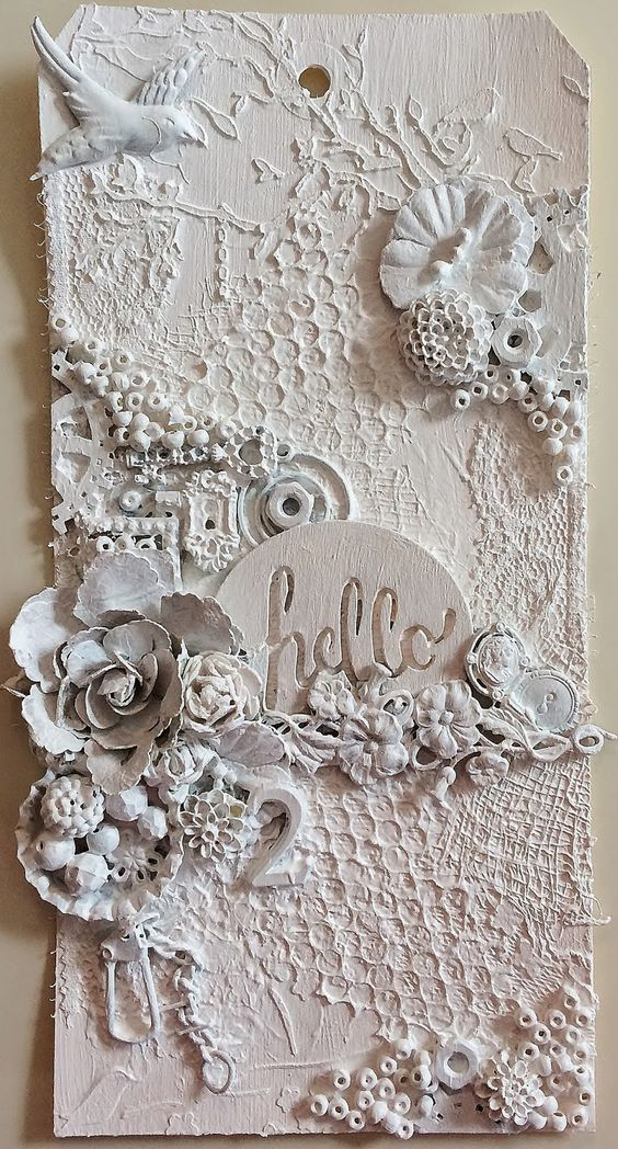 just my style: The Mixed Media Monthy Challenge Blog is LIVE!!!