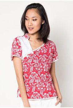 Modern Cheongsam Style Short Sleeves