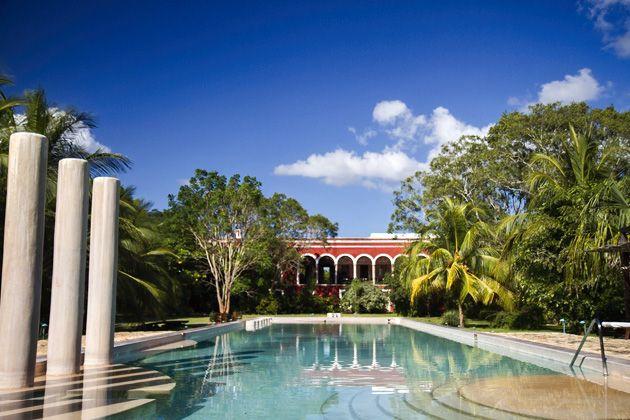 The Life of a Baron in the Hacienda Temozón