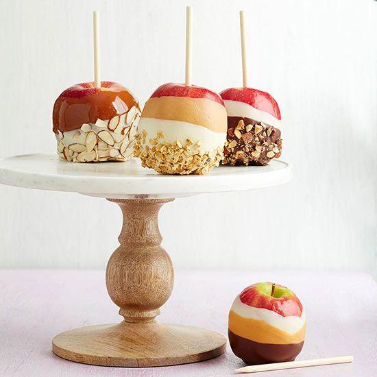 Party Favor: Caramel Apples