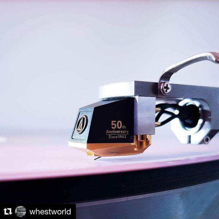 Repost @whestworld ・・・ Back with a fresh tip ❤. This one is soooo addictive. #audiotechnica #50thanniversary #movingcoil #whest #whestaudio #whestworld #phonostage #vinyl #vinylcommunitypost #vinylcommunity #vinyls #vinyl @instahifi @instavinyl #instavinyl #audioporn #hifiporn #hifi #thebest #vinylisawayoflife #vinylisbetter #technics1200 #technics1210 #samsungnote8 #jpeg #productphotography #thorens #microseiki #vintageaudio #audiogear @audiotechnicausa @audiotechnica_eu @audio_technica