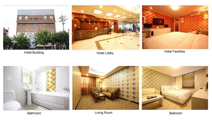 You don't have to worry on your budget if you want to stay in Cheonan because there are many cheap hotels out there! An example is this hotel! If you are interested, just click www.gootels.com