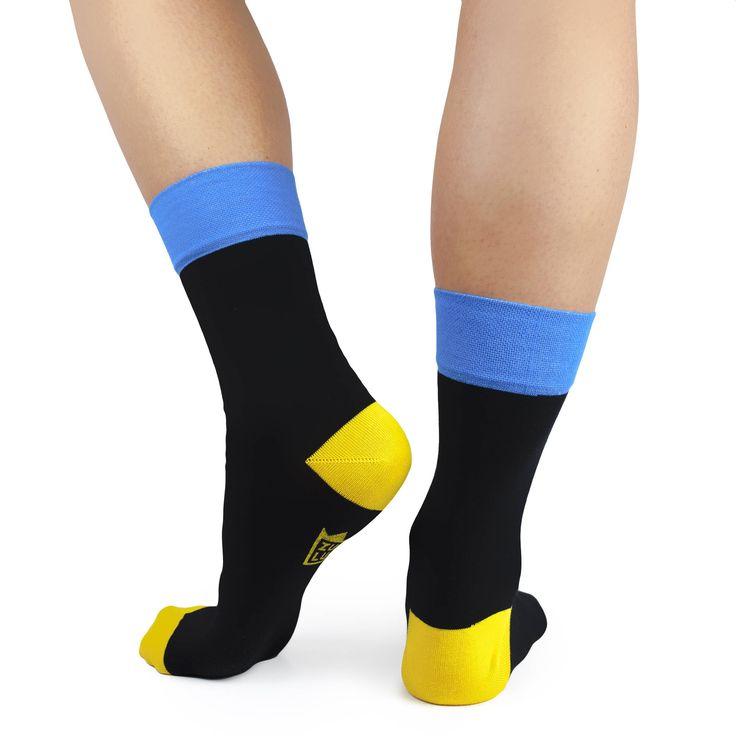 9.90$ - Mateo socks, black socks, dress socks for men, unique socks, crazy socks, gift, business socks, groom socks