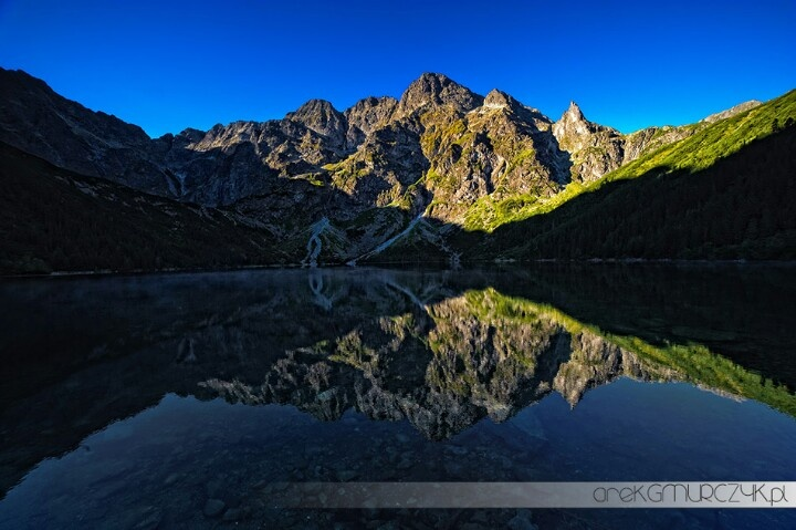 My mountains www.arekGMURCZYK.pl #mountains #Tatry #amazing #morskieOko #Zakopane #Poland #Lake #Gmurczyk