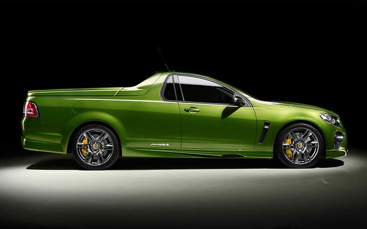 2015 HSV GTS Holden Maloo | GM Authority