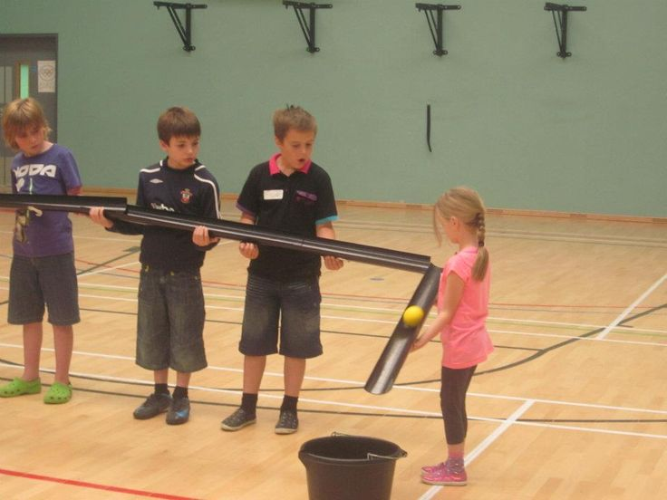 The mini spies complete the Thunderball challenge @ the Spy Xperience!     #spy #thunderball #sport #children #physicalactivity