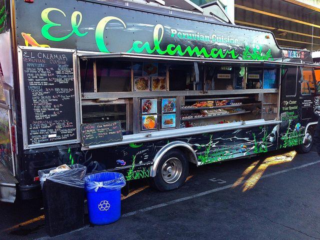 El Calamar Food Truck San Francisco
