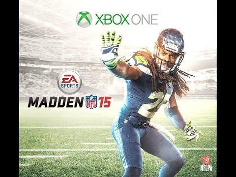 Madden 15 Gameplay  - Saints VS. Bills [XBOX ONE]