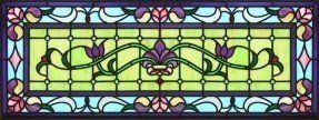 Victorian Stained Glass Patterns | Free stained glass patterns for