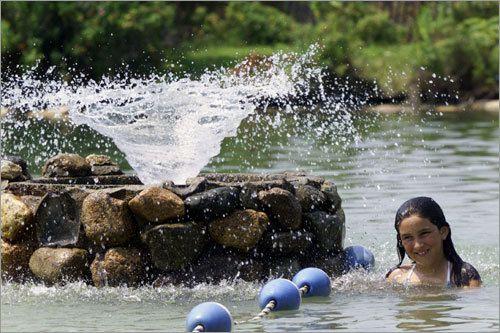 MA swimming holes