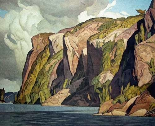 Art Country Canada Group Of Seven A. J. Casson