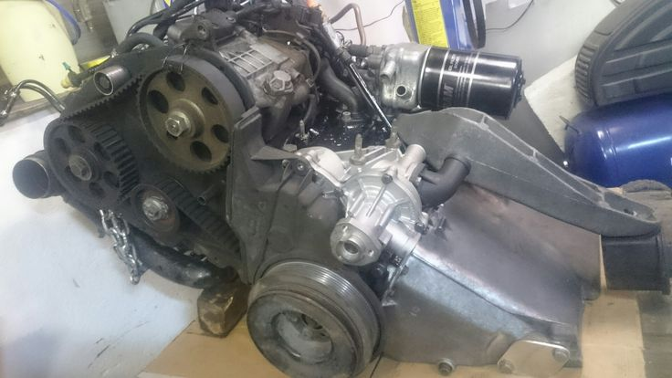 Tdi engine for T3