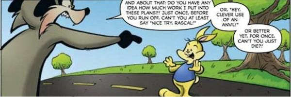 www.rascal raccoons comic | ... Bros. To Adapt Oni Press Graphic Novel RASCAL RACCOON'S RAGING REVENGE