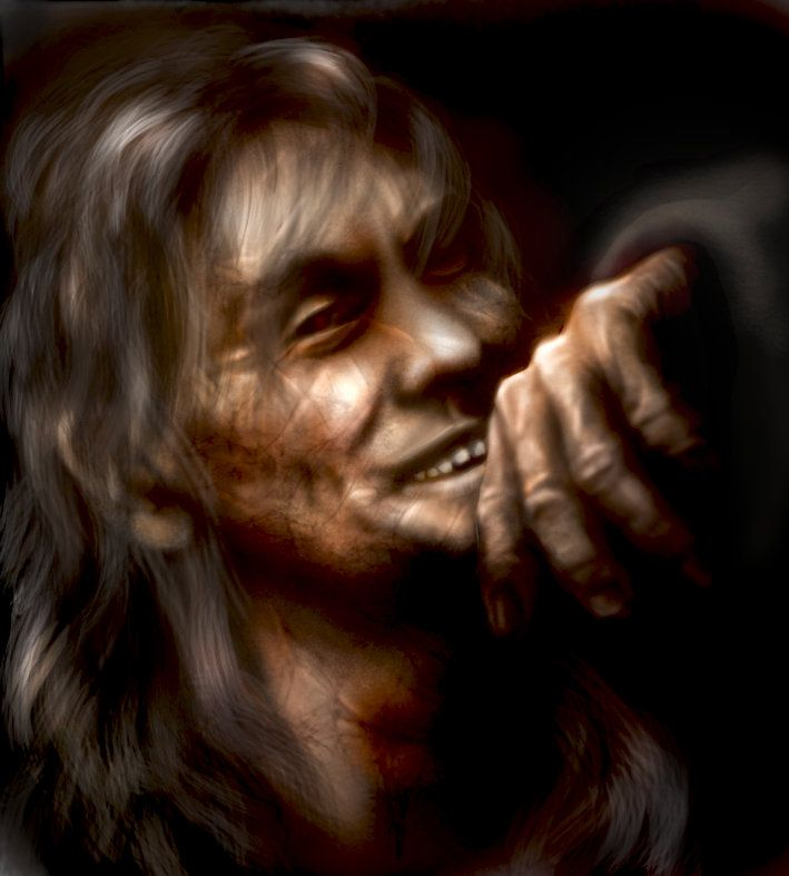 Randall Flagg by BustedFluxcapacitor on deviantART