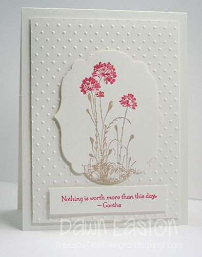 White on White: Embossing Cards, Crumb Cakes, Cards Swap, White Flowers, Flowers Cards, Flowers Tlc174, Cards Ideas, Cuttlebug Cards, Serene Silhouettes