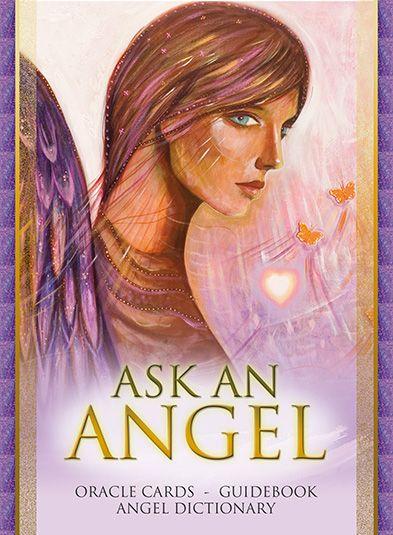 Blue Angel Publishing - Ask An Angel - Toni Carmine Salerno & Carisa Mellado