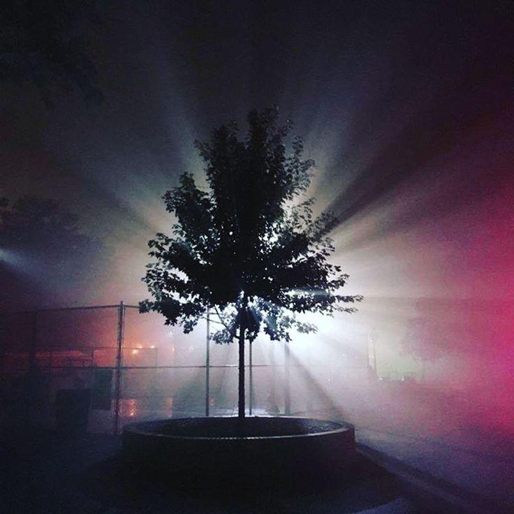 #pittsburghbeautiful #picoftheday from Brian Cunningham.  #frightnights @kennywoodpark