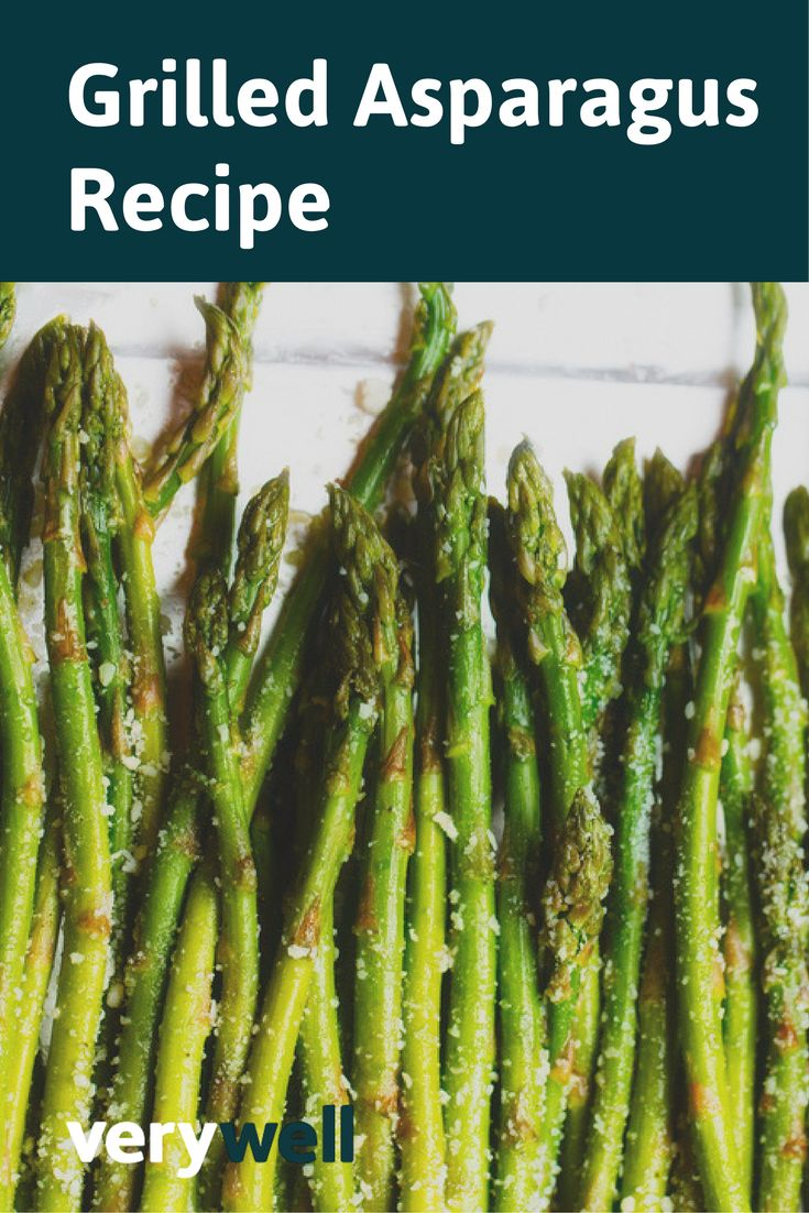 This Low-Carb Oven-Roasted or Grilled Asparagus recipe doesn't take a whole lot of preparation, so it's a quick vegetable to get on the table.