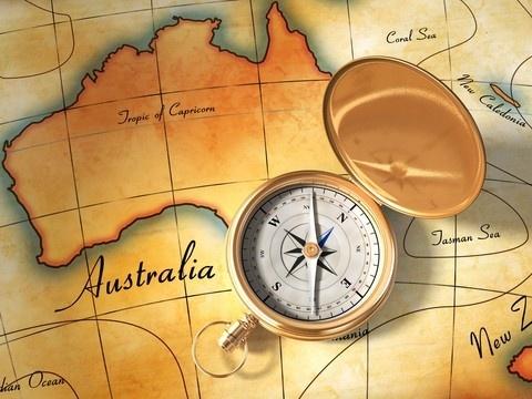 Sea Exploration & Discovery of Australia