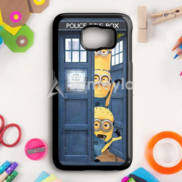 Despicable Me Minion One Direction Samsung Galaxy S6 Edge Plus Case | armeyla.com