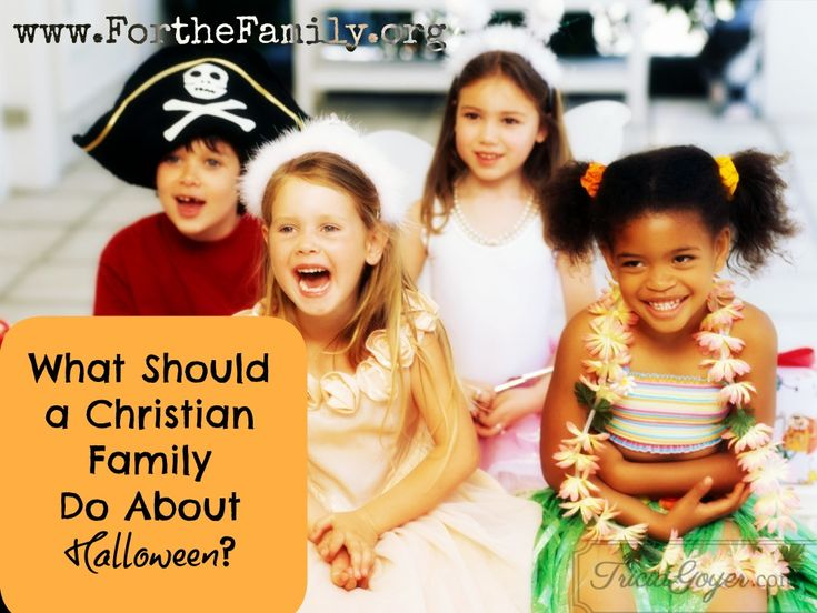 What Should A Christian Family Do About Halloween? - for the family