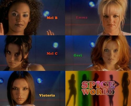 Iconic. Spice World is as legendary as Janet Jackson's exposed breast.
