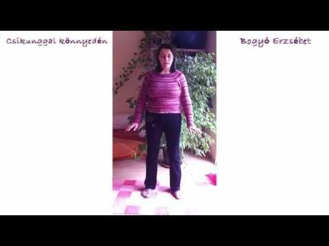Szuperhatékony csikung gyakorlat | Bogyó Erzsébet - YouTube