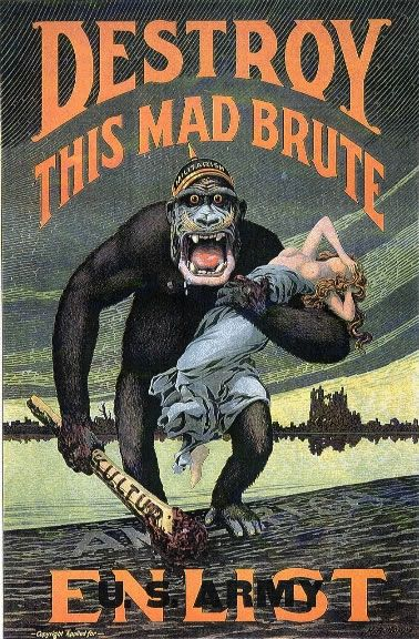 6 WWI Propaganda Posters That Rallied People to Fight