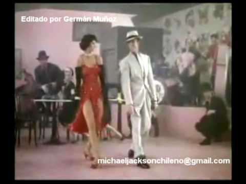 Inspiración de los pasos de baile de Michael Jackson - YouTube