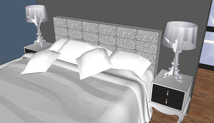 nattbord med lampe - Google-søk