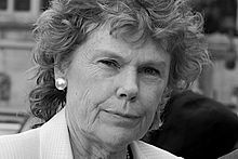 A photograph of Kate Hoey