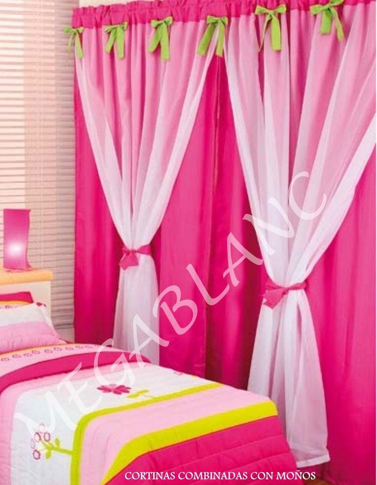 Más de 17 imágenes excelentes sobre hermosas cortinas en pinterest ...