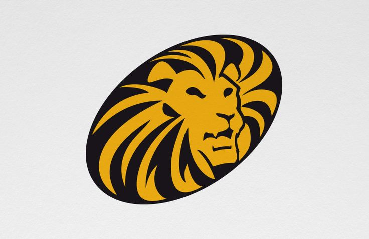 British Lions rugby logo designed by The Joneses