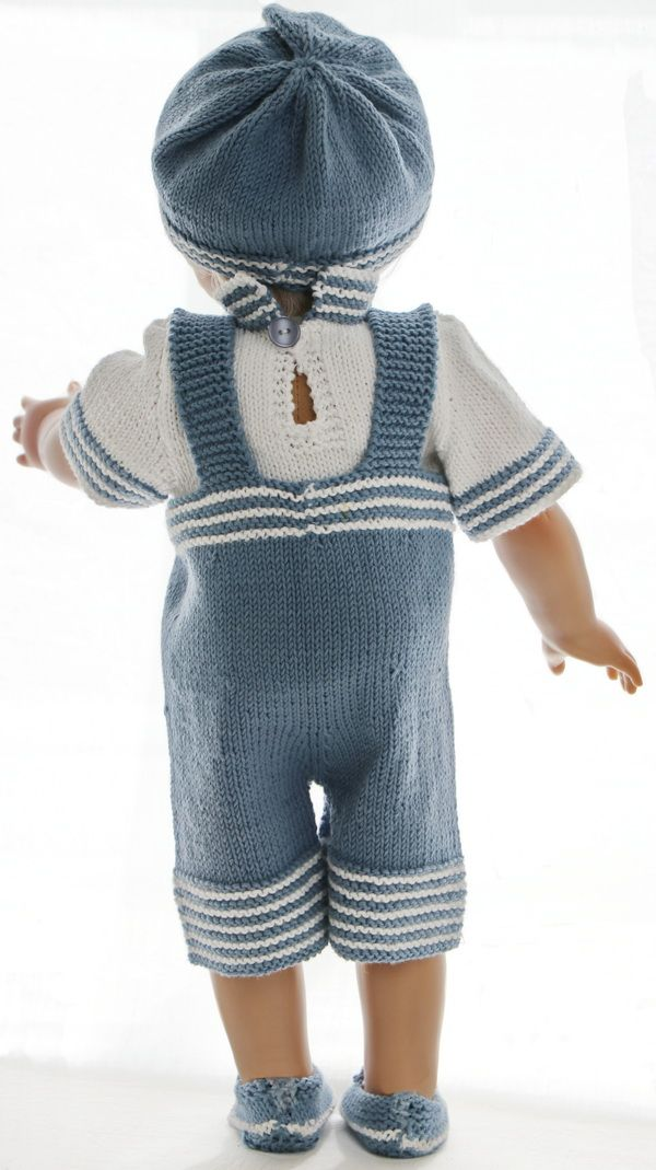 18 inch doll clothes knitting patterns - Beautiful summer clothes for your girl doll and your boy doll