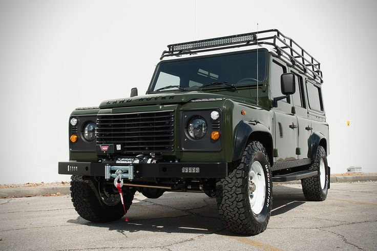 Project Pedigree From East Coast Defender 110