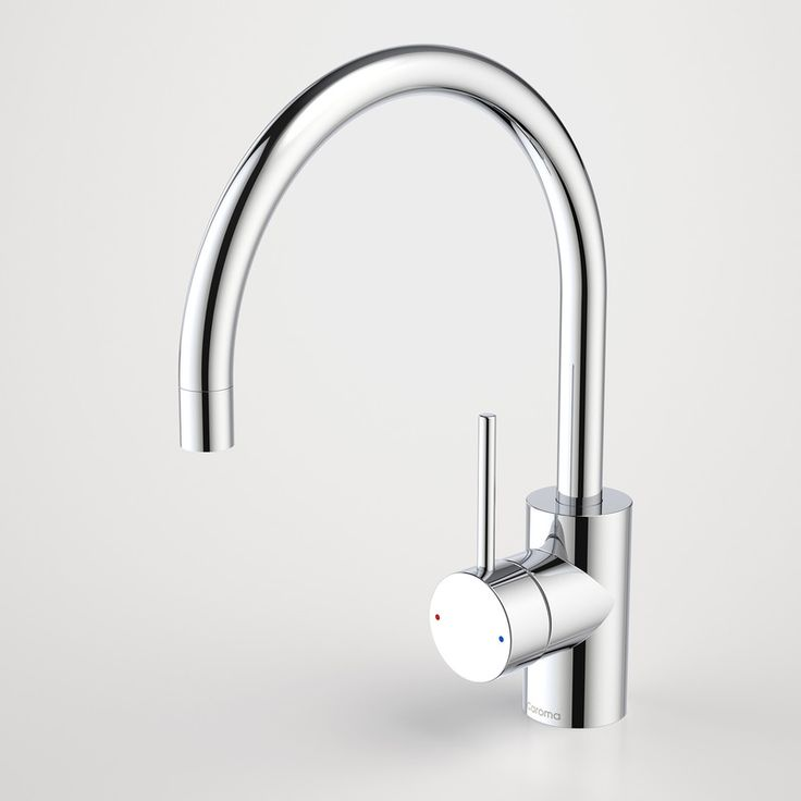 Caroma Pin Lever Sink Mixer http://www.caroma.com.au/bathrooms/mixer-taps/pin-lever/pin-lever-sink-mixer-gooseneck