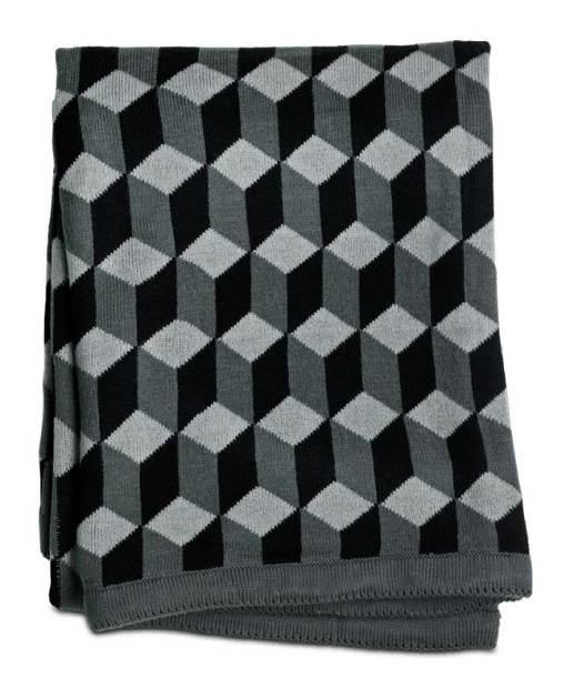 geometric blanket by bo concept